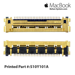 Apple MacBook Air A1369 13 inch Laptop NOTEBOOK 30pin LVDS Connector FLAT LCD