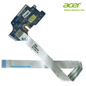 ACER ASPIRE E1-531 Laptop NOTEBOOK Power Button Switch Board LS-7912P
