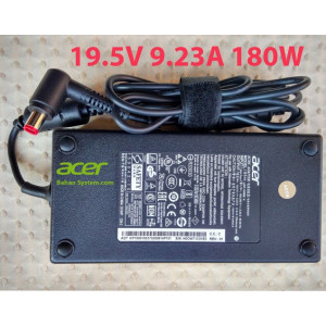 Acer Laptop Notebook Charger Adapter 19.5V 9.23A 180W 5.5x1.7mm