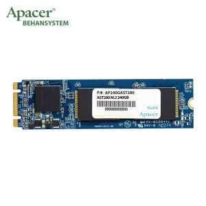Apacer AST280 M.2 SATA III 240GB  Internal SSD hard hdd