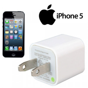 Apple Charger/Adapter For iphone 5 شارژر اصلی اپل آیفون 5