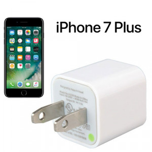 Apple Charger/Adapter For iphone 7 Plus شارژر اصلی اپل آیفون 7 پلاس