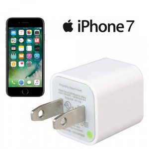 Apple Charger/Adapter For iphone 7 شارژر اصلی اپل آیفون 7