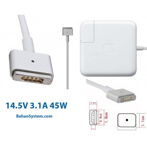 Apple Power Adapter CHARGER 45W Magsafe 2 for MacBook Air A1466 13 inch A1436 LAPTOP NOTEBOOK
