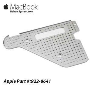 """Battery Connector Cover Apple MacBook Pro 13"""" A1278 EMC 2254 MacBook5,1 late 2008 922-8641"""