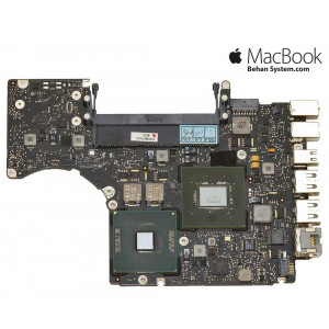 "Logic Board MAINBOARD MOTHERBOARD Apple MacBook Pro 13"" Unibody A1278 EMC 2254 MacBook5,1 late 2008 661-5101, 661-4818"