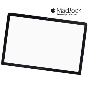 """LCD Glass Cover Apple MacBook Pro 17"""" A1297"""