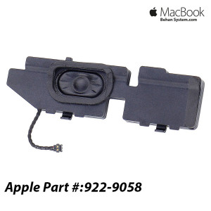 Apple MacBook Pro A1278 13 MacBookPro5,5 Mid 2009 inch Laptop NOTEBOOK Left Speaker 922-9058