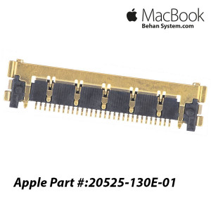 Apple MacBook Pro Retina A1425 13 inch Laptop NOTEBOOK 30pin LVDS Connector FLAT LCD