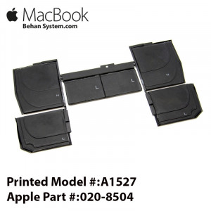 Apple A1527 Battery For MacBook Retina 12 inch A1534 MLHA2LL/A Laptop NoteBook MacBook9,1 Early 2016 EMC 2991 020-08504