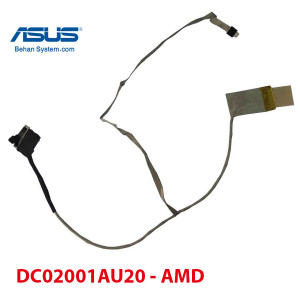 ASUS K43 K43B Intel Laptop Notebook LCD LED Flat Cable DD0KJ1LC100