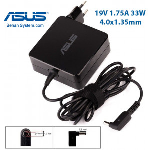 ASUS Laptop Notebook Charger Adapter 19V 1.75A 33W Light 4.0x1.35