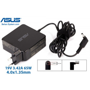 ASUS Laptop Notebook Charger Adapter 19V 3.42A 65W Light 4.0x1.35