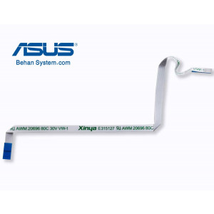 ASUS X550 LAPTOP NOTEBOOK IO Socket CABLE CONNECTOR- E3315127 AWM 20696 80C 30V
