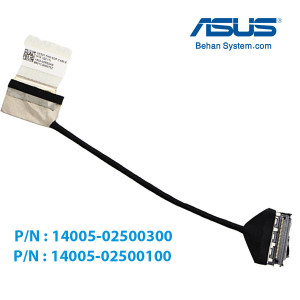ASUS Zenbook UX331 Laptop Notebook LCD LED Flat Cable 14005-02500100 14005-02500300