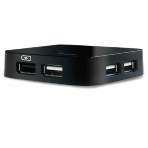 D-Link DUB-H4 4-Port USB 2.0 Hub behansystem3