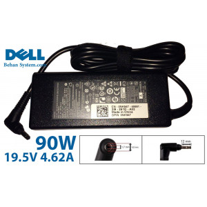 DELL Laptop Notebook Charger Adapter 19.5V 4.62A 90W Bullet Pin