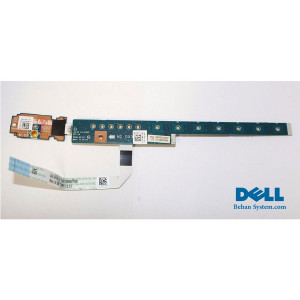DELL VOSTRO 1520 LAPTOP NOTEBOOK Power Button Board LED LS-4124P 0F2460