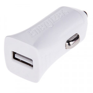 Energizer DCA1ACWH3 Car Charger