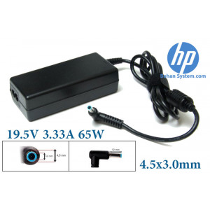 HP Laptop Notebook Charger Adapter 19.5V 3.33A 65W 4.5x3.0