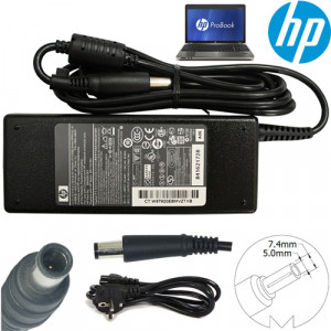 HP ProBook 4710S Laptop Charger (آداپتور) شارژر لپ تاپ اچ پی مدل پروبوک 4710S