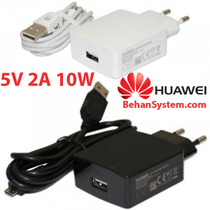Huawei Mobile Charger Adapter 5V 2.0A 10W Travel Wall charger HW-05200E3W