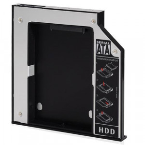 Internal 9.5mm Hard Drive Caddy HDD Case