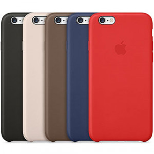Apple Silicone Cover For iPhone 6S Plus کاور اصلی آیفون