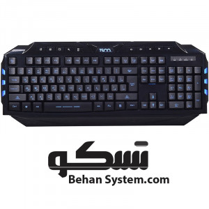 TSCO TK 8120N Wired Keyboard