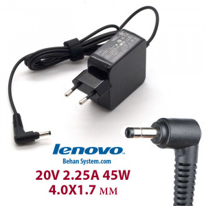 Lenovo Laptop Notebook Charger Adapter 20V 2.25A 45W 4.0x1.7