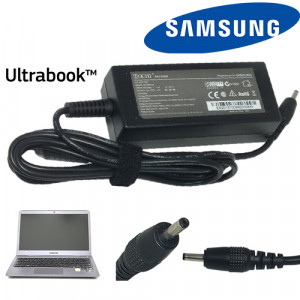 Samsung Ultrabook Laptop Charger (آداپتور) شارژر لپ تاپ سامسونگ اولترابوک‌