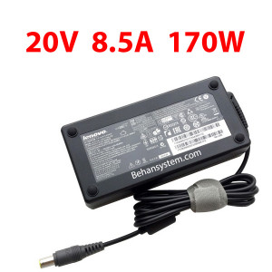 Lenovo Laptop Notebook Charger Adapter 20V 8.5A 170W 7.9x5.5