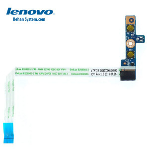 Lenovo IdeaPad G405 Laptop Notebook Power Switch Button Board Flex Cable LS-9631P