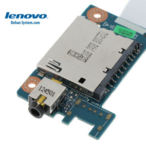 Lenovo IdeaPad G585 Laptop NOTEBOOK Audio Card Reader Board w/ Cable LS-7986P NBX00011E00