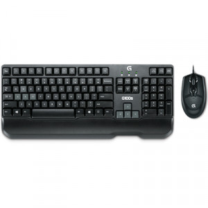 Logitech G100S Wired Keyboard and Mouse کیبورد و ماوس لاجیتک