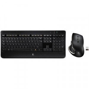 Logitech MX800 Performance Wireless Keyboard And Mouse