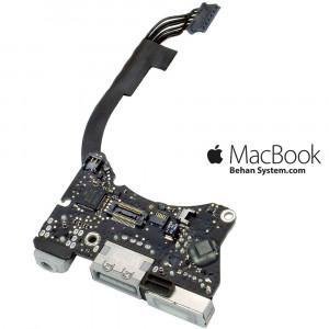 USB Audio MagSafe POWER Apple MacBookAir Mid 2011 MD214LL/A A1370 11 inch Laptop NOTEBOOK - 820-3053-a