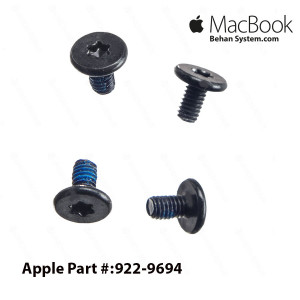 Hinge Screws apple Macbook air 11 A1370 LAPTOP NOTEBOOK- 922-9694