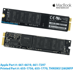 """SSD Solid State Drive HDD Apple MacBook AIR 13"""" A1466 661-7456"""