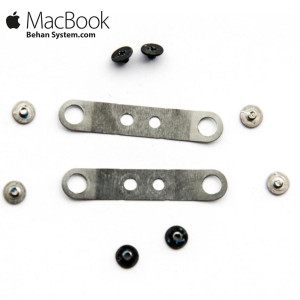 Trackpad Brackets and Screws apple Macbook Pro 13 YEAR 2009-2012 A1278