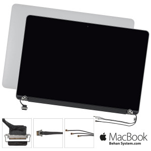 "Display Assembly LED Apple MacBook Pro Retina 13"" A1398 15.4 Glossy LCD 661-6529"