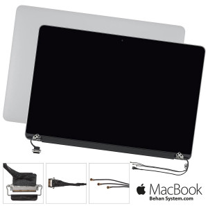 "Display Assembly LED Apple MacBook Pro Retina 13"" A1398 15.4 Glossy LCD 661-02532"