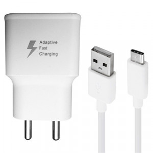 Samsung Galaxy A3 2017 Original Fast Wall Charger With USB-C Cable