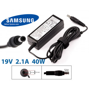 Samsung Laptop Notebook Charger Adapter 19V 2.1A 40W ADP-40