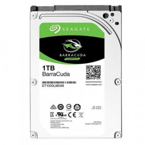 Seagate BarraCuda 1TB NoteBook Hard Drive