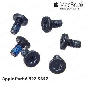 T8 Torx Hinge Screws apple Macbook air 13 A1369 LAPTOP NOTEBOOK- 922-9652