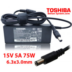 Toshiba Laptop Notebook Charger Adapter 15V 5A 75W PA3283U