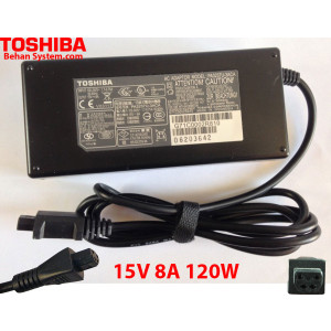 Toshiba Laptop Notebook Charger Adapter 15V 8A 120W PA3237U