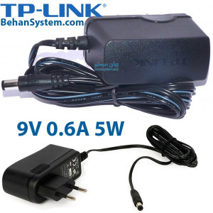 TP-Link Modem Router Charger Adapter 9V 0.6A 5W