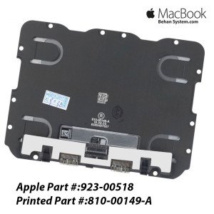 "Trackpad - touchpad Apple MacBook Pro Retina 13"" A1502 MacBookPro12,1 Early 2015 810-00149-A"